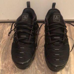 Nike Shoes - Nike VaporMax Plus 'triple black' LIMITED EDITION